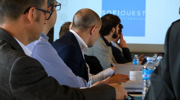 Première rencontre du Réseau Humain & Capital de Sofiouest : Entrepreneurs en temps réel