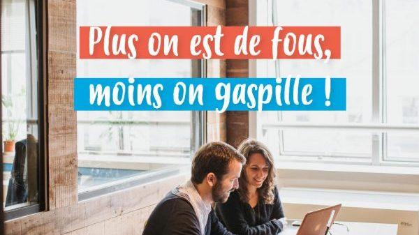 Les épiceries NOUS anti-gaspi et Phenix engagés ensemble dans la lutte contre le gaspillage !
