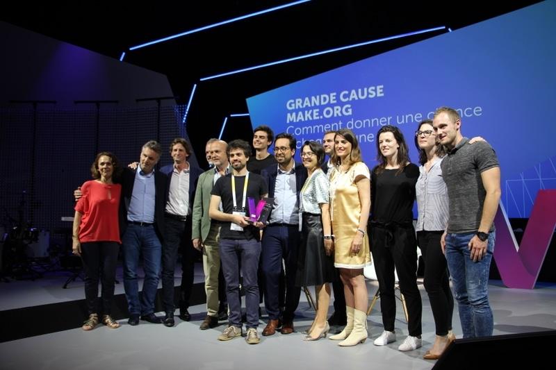 Sofiouest s'investit dans la démocratie citoyenne via sa participation à la levée de fonds de Make.org
