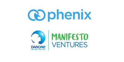 Phenix intègre Danone Manifesto Ventures à son capital